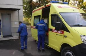 396 новых случаев коронавируса выявлено в Смоленской области