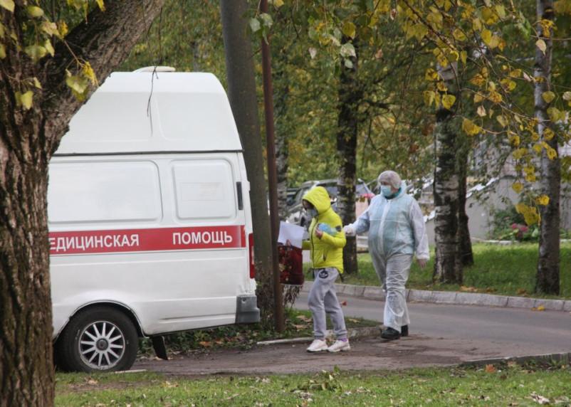 Где и когда развернут новые места для коронавирусных пациентов в Смоленской области