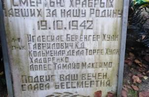 Партизаны из Испании в Смоленской области. Как они погибли?