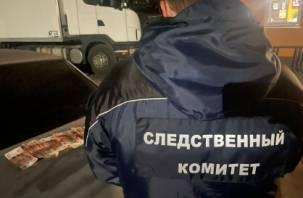 Водители большегрузов пытались дать велижскому и.о. начальника ГИБДД полмиллиона рублей