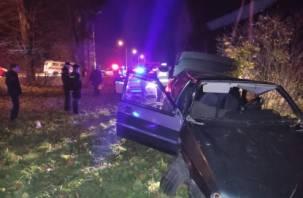 Пьяный житель Санкт-Петербурга сбил смоленского гаишника