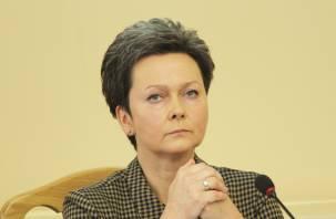 Виктория Макарова представлена в должности и.о. заместителя губернатора