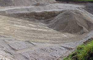 Генералы песчаных карьеров. В Смоленской области появится ещё одна площадка для добычи полезных ископаемых?