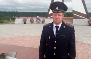 В Смоленской области выбрали народного участкового