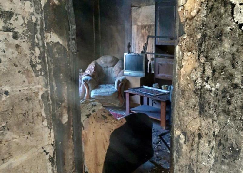 Погибли двое мужчин. Стали известны подробности ночного пожара в Смоленской области