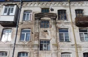 До беды — один шаг. СК Занялся аварийным домом в Ярцево