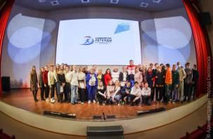 Смоленск посетила делегация олимпийских чемпионов