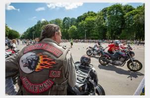 В Смоленске пройдет мотомарш