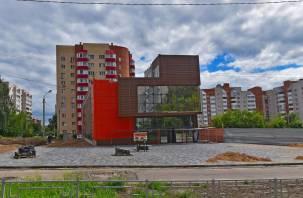 В Смоленске выявили торговые центры — самострои