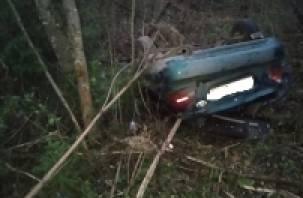 В Кардымовском районе произошло смертельное ДТП