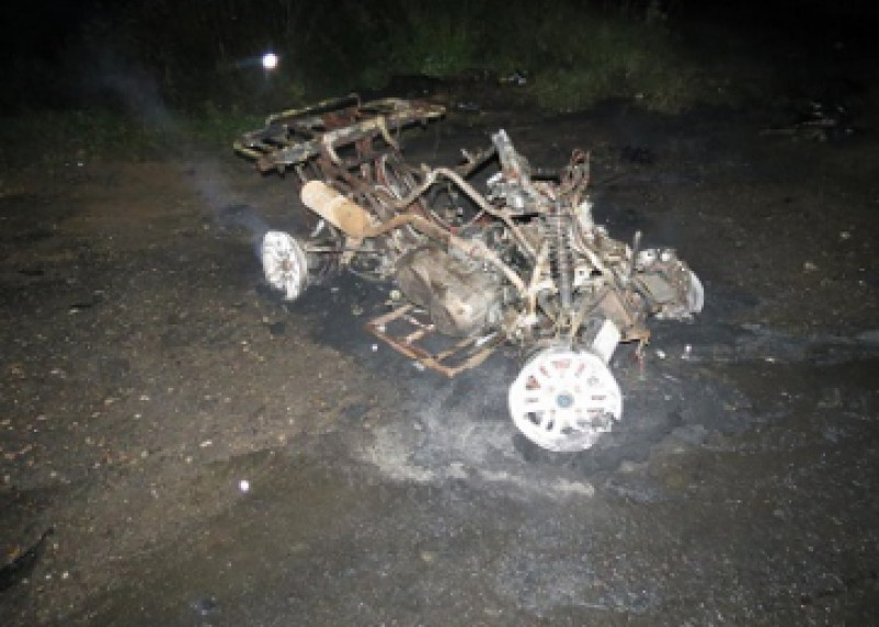В Смоленской области погиб водитель квадроцикла в ДТП с фурой