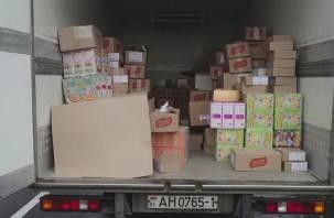 Нашли 800 кг тушенки. Смоленские таможенники задержали три партии мясных и сырных изделий из Беларуси