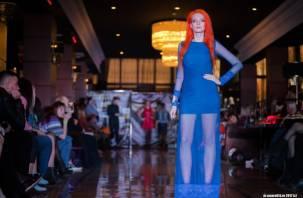 Смоленские модели показали Сергею Звереву «полный фэшн»