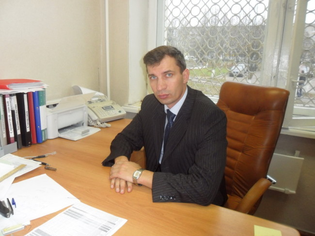 Сергей Кравчук