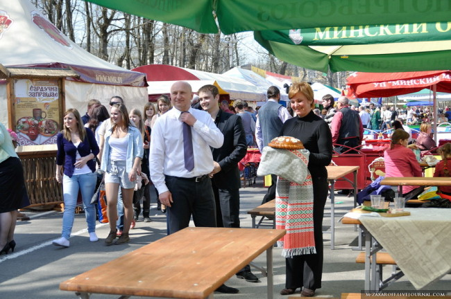 белорусская  выставка-ярмарка, 29 апреля 2012 года 2