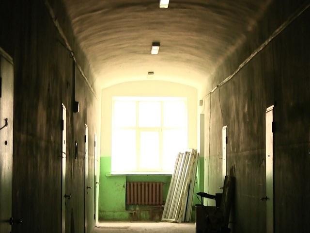 Коридоры Хлудовской казармы