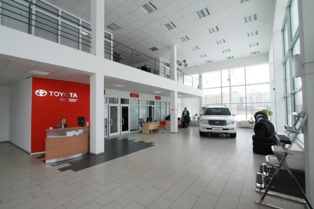 салон Тойота в Смоленске