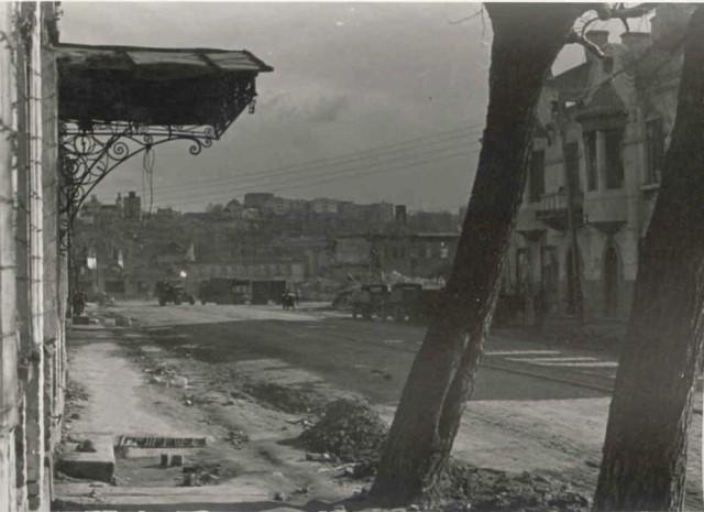 крыльцо Беляева №8 после военное фото