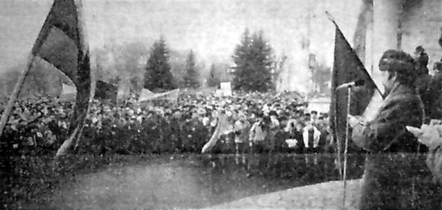 митинг смоленск 1989