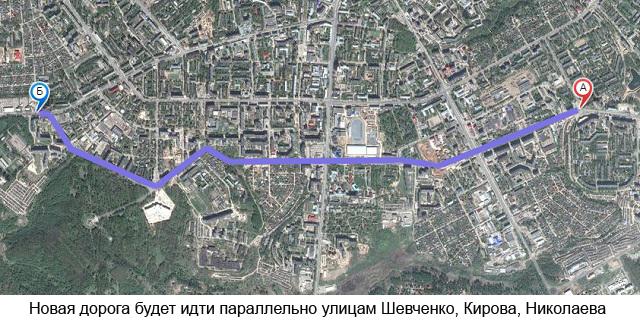 новая дорога смоленск