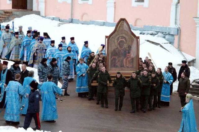 одигитрия смоленск собор