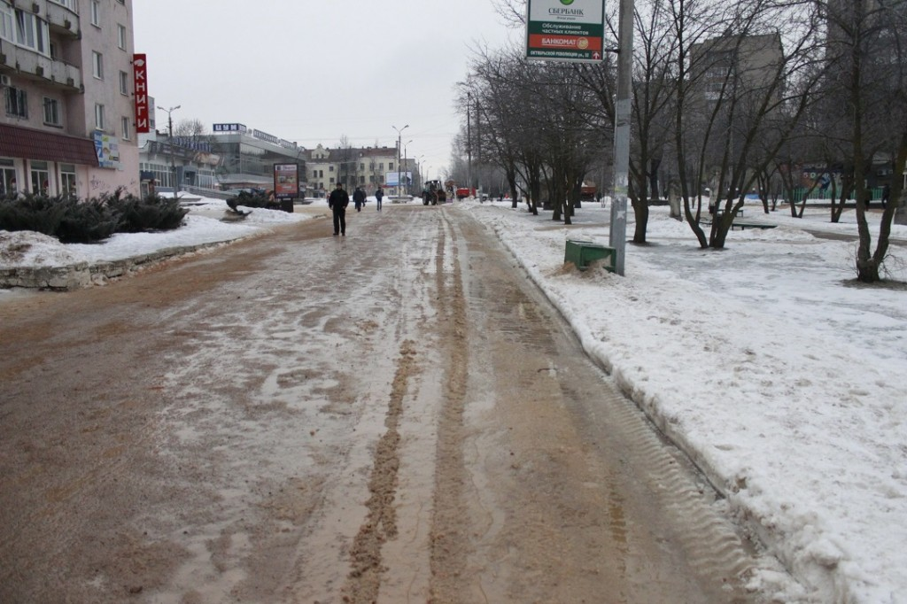 авария на трубопроводе смоленск