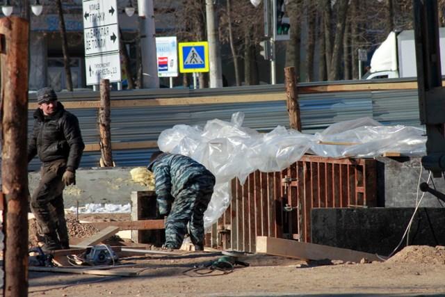 Памятник воинам-освободителям смоленск