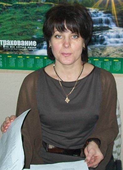 Директор Дома культуры поселка Пржевальское Елена Сторожева