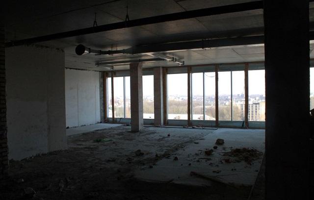 Офисный этаж