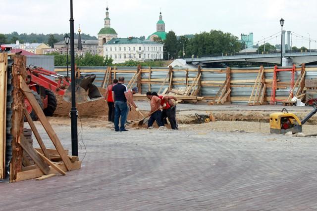 памятника Владимиру
