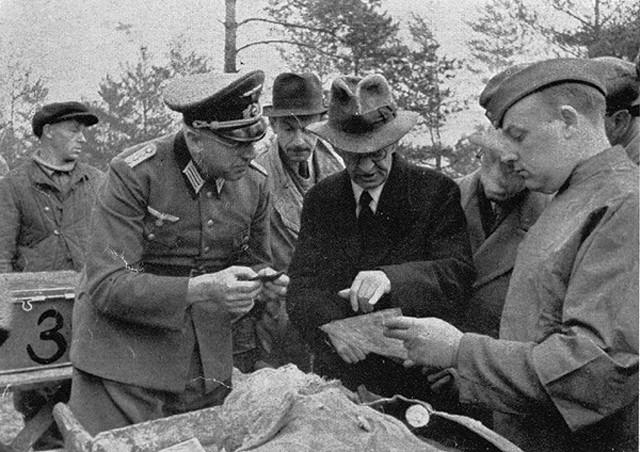 Katyn, Rosja, 04.1943