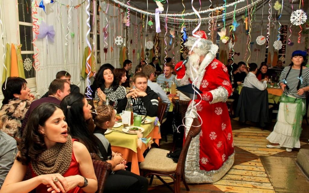 Рестораны на новый год в смоленске