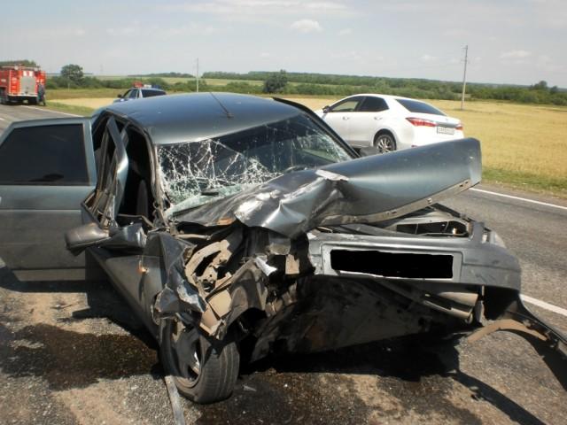 Два человека скончались вДТП вДорогобужском районе