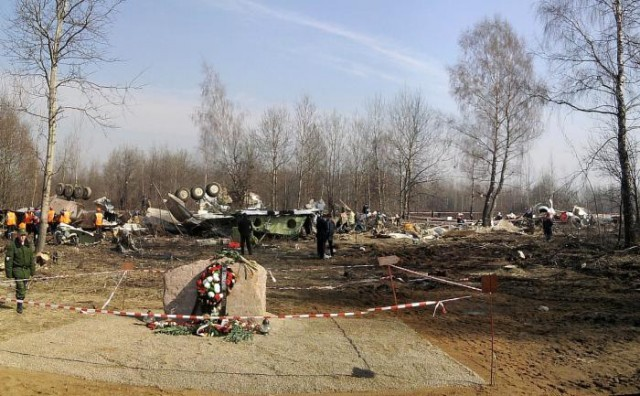 Польский генерал получил срок завизит Качиньского вСмоленск