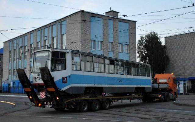 трамвай 2