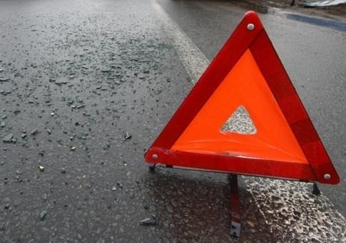 ВСмоленском районе вДТП стремя машинами пострадал человек