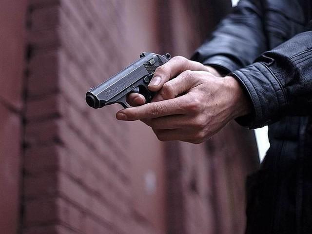 ВЯрцево неизвестные устроили стрельбу около бара— Смоленская область