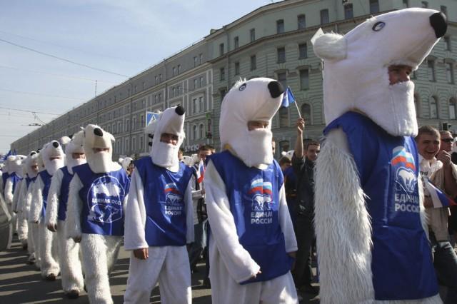 ОтСмоленщины в Государственную думу РФ прошли три депутата