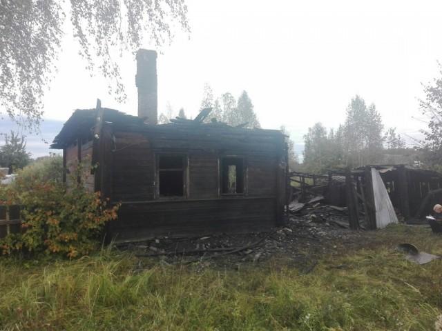 Следственный комитет: Трое мужчин, погибшие впожаре, злоупотребляли спиртом