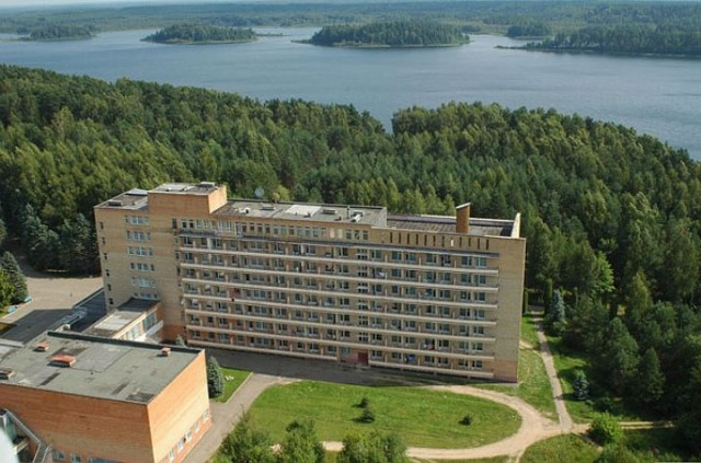 Дом отдыха имени Пржевальского выставили на реализацию за300 млн руб.