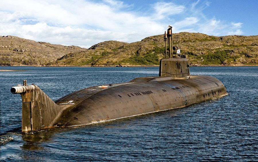 атомная подводная лодка курск к-141 курск