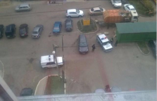 Сбитый фургоном вСмоленске пешеход скончался вприемном отделении