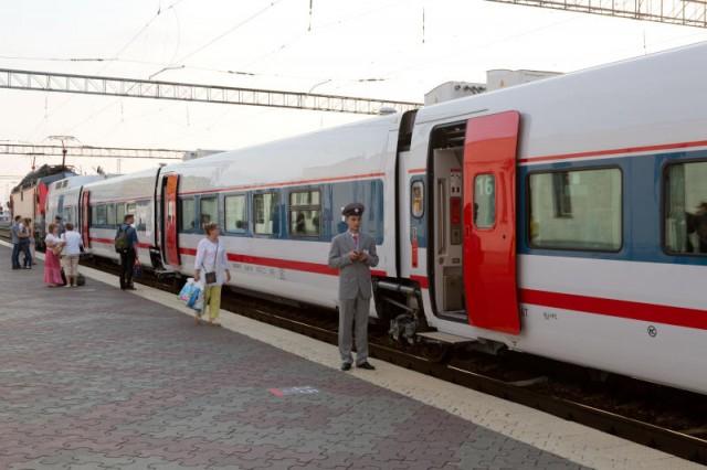 РЖД запустят поезд из столицы вБерлин