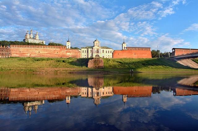 Два города Ярославской области втоп-15 наилучших исторических мест
