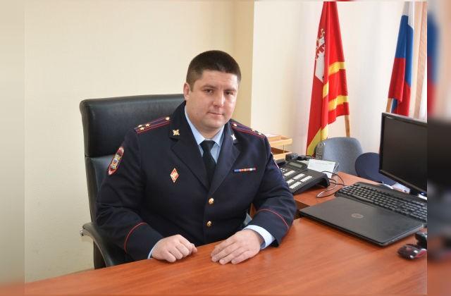 Начальником милиции Смоленска назначили полковника Сергея Капитонова