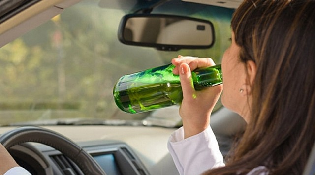 Пьяная смолянка угодила вДТП наугнанном авто
