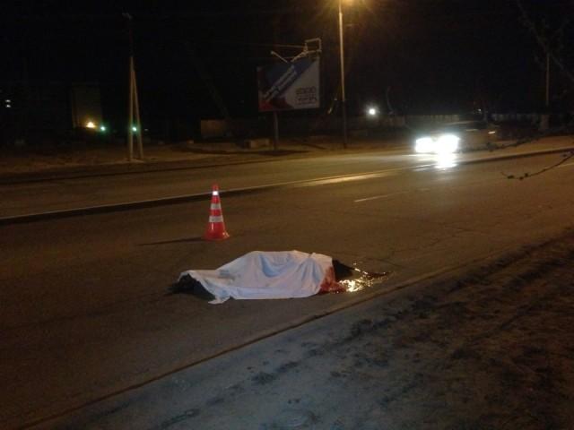 НаМинке вВяземском районе насмерть сбили женщину