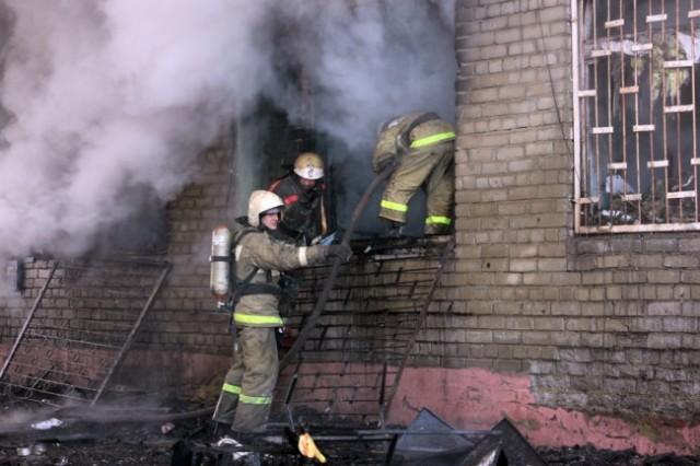 ВСмоленской области впожаре умер 61-летний курильщик