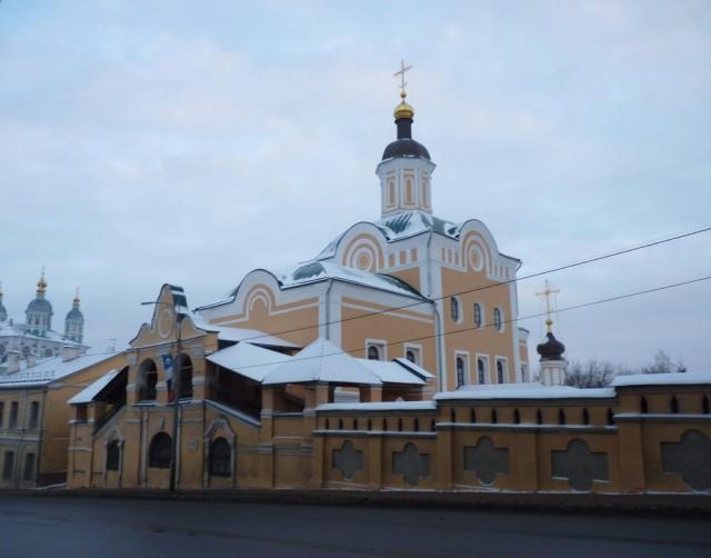 1декабря внекоторых домах вцентре Смоленска небудет тепла