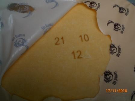 НаСмоленщину непустили 18 тонн незрелого сыра из Беларуссии